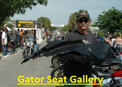 Gator Seats