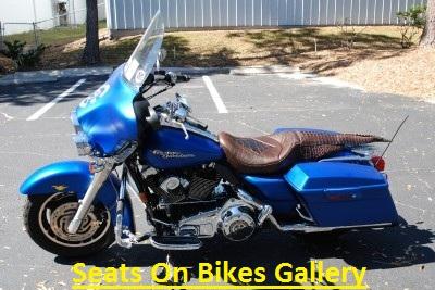 Seats on Bikes