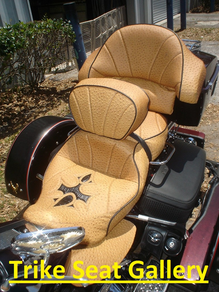 Trike Seats
